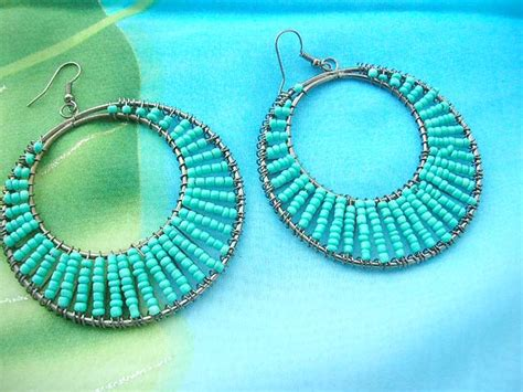 Handmade Jewelry Supplies Wholesale - handmade jewelry bead earring002