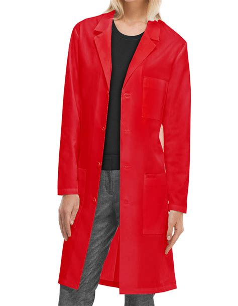 colored lab coats unisex colored 40 inch lab coat