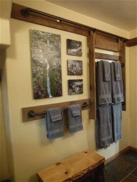 Bathroom Shelves Do It Yourself Bathroom Hanging Towel Racks Do It Yourself Home
