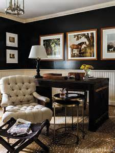 home style decor 20 masculine home office with leather touch house design
