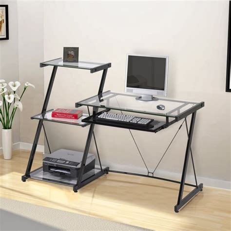z line gemini l desk zline desks desk design ideas