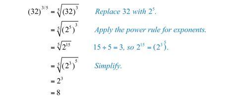 calculator radical rational exponents