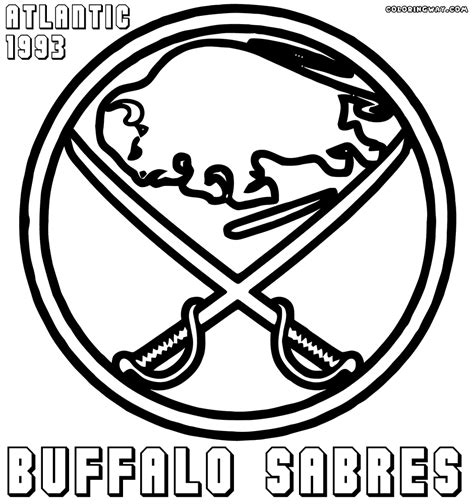 nhl coloring pages nhl logos coloring pages coloring pages to and