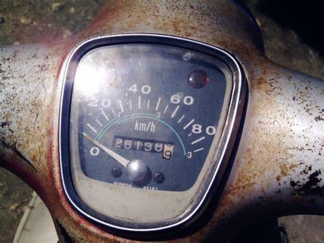 Batok Kepala Set C70 motor klasik soda gembira