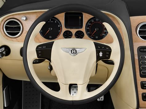 bentley steering wheel image 2010 bentley continental gt 2 door convertible