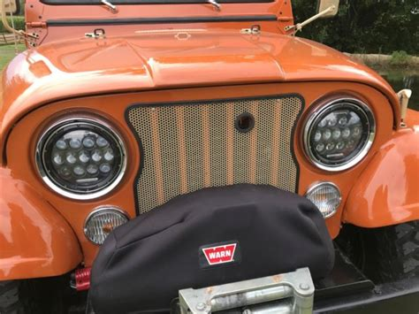 jeep cj front bench seat 1977 jeep rare cj 7 quadratrac air cond split 60 40