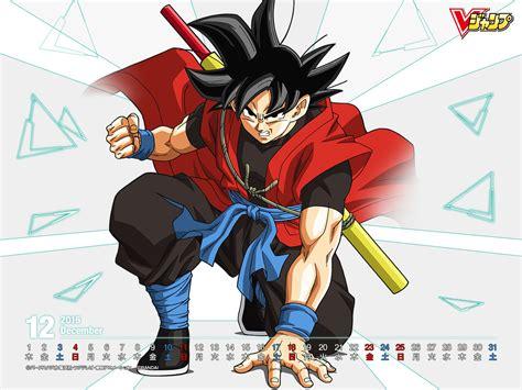 imagenes de goku zeno archivo goku xeno v jump jpg dragon ball wiki fandom
