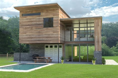 beside lake modern wooden house design olpos design modern wooden house shaderlight building plans online