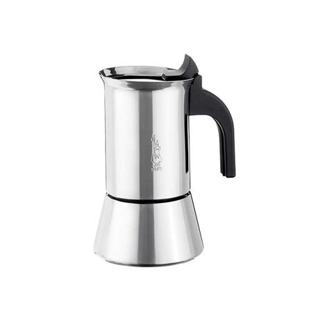 Bialetti Pour 4 Cups 1 bialetti venus stainless steel induction espresso maker 4 cup fast shipping