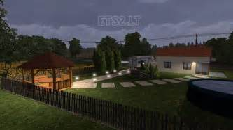 House Building Simulator home sweet home mod ets 2 mods