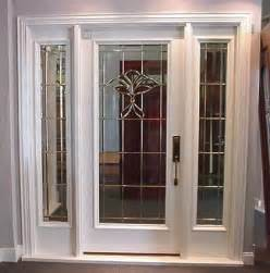 Unique Clear Glass Vases Designer Glass Entry Doors And Sidelights Front Doors
