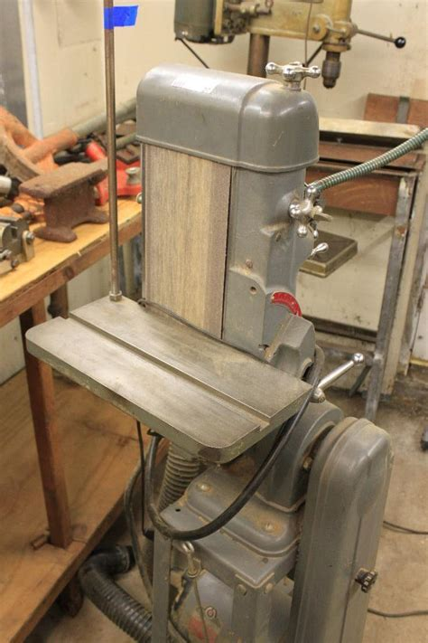 Rockwell 6x48 Belt Sander With Sears Cra Whiteford