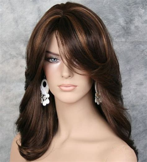 how to add highlights to medium brown hair at home brown highlights on medium brown hair hairs picture gallery