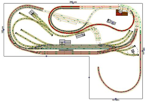 peco layout design software club n caldes track laying finished