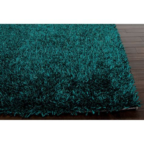 rugs teal teal shag area rug decor ideasdecor ideas