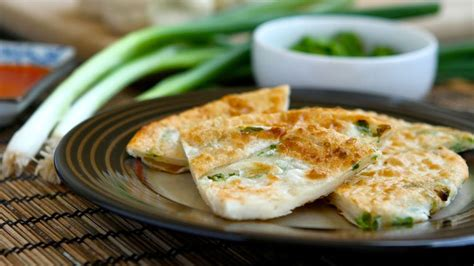 how to make scallion pancakes youtube