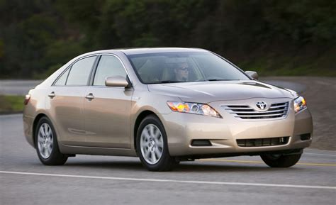 2009 Toyota Camry Recalls Car And Driver