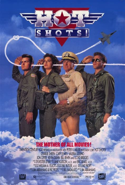 film hot shot hot shots movie posters from movie poster shop