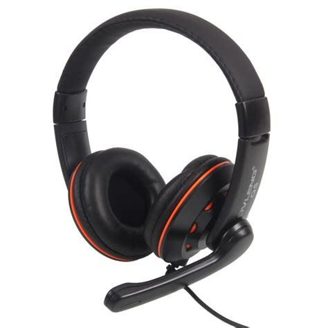 Hp H120 Headset Gaming Headphone Microphone Pc Komputer Laptop ovleng q5 usb gaming stereo headphone headset with mic for pc laptop us new