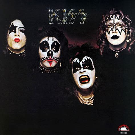 Ncb Cover Design Kiss   50 years of typography in album covers