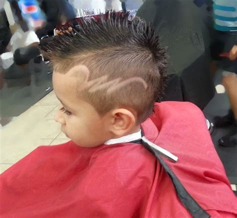kids mohawk haircut 20 awesome and edgy mohawks for kids
