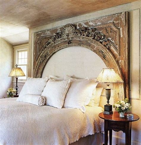 antique mirror headboard 42 cute feminine headboards that create an ambience in a
