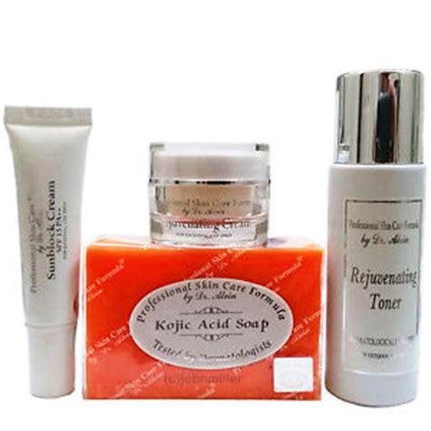 Whitening Toner Temulawak Original Bpom rejuvenating set bleaching anti aging whitening original dr alvin ebay