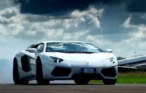 New Lamborghini Top Gear Richard Hammond Stig Test Lamborghini Aventador For Top Gear