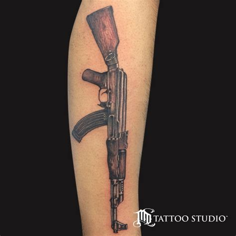ak 47 tattoos md studio northridge ca
