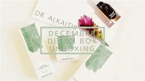Detox Market Box by The Detox Market Subscription Box December Unboxing