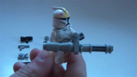lego war tutorial lego minigun tutorial youtube