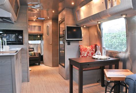 travel trailer decorating ideas haul these fab airstream styles home