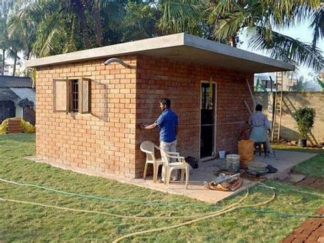 building a small house cheap worldhaus idealab invents super cheap house