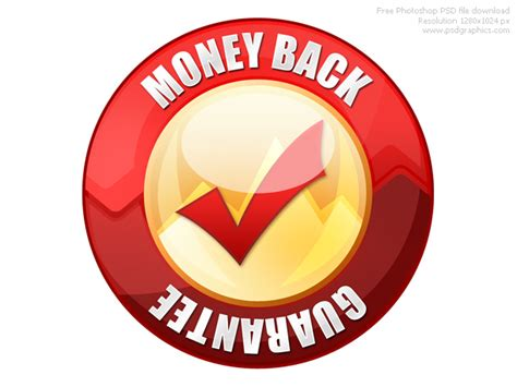 psd 30 day money back guarantee seal psdgraphics