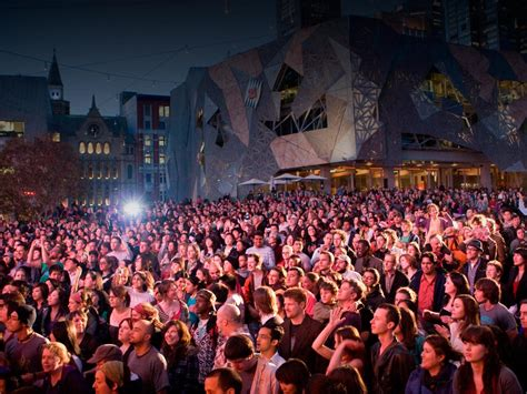 Melbourne Festival October Bonanza