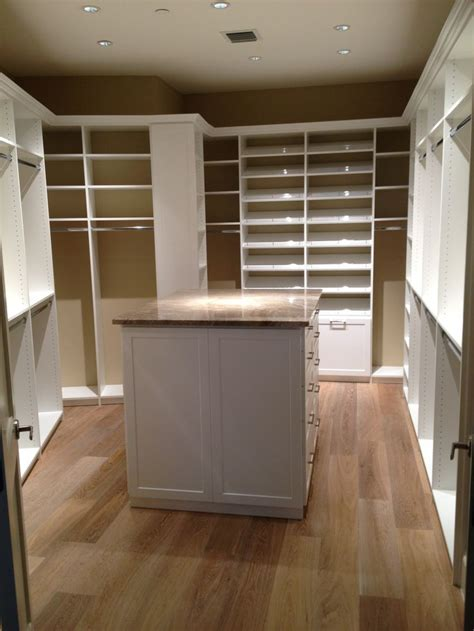 master closet islands gorgeous master closet with island custom closets and