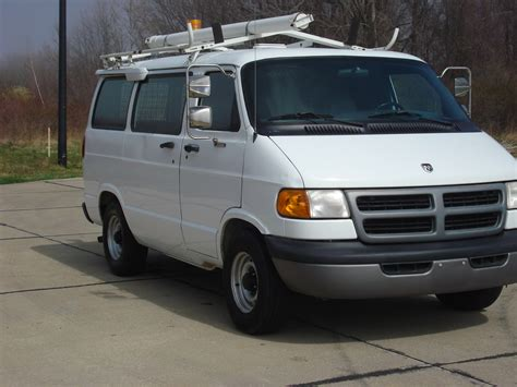 dodge work van 1999 dodge ram van pictures cargurus