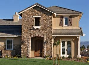 stucco home designs house plans