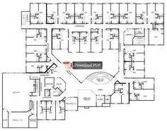 Medcottage Floor Plan medical office layout sample floor plans and photo