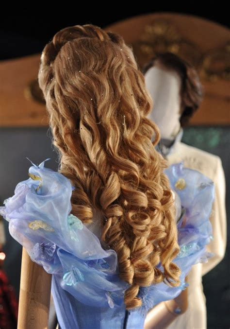 hair styles for the ball a photo tour of disney s cinderella the exhibition one