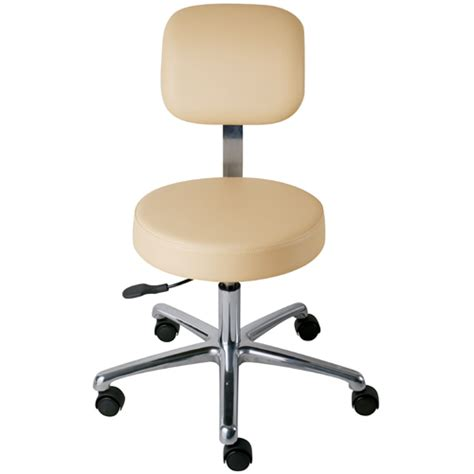 Stools With Back Support by Office Master Cl22 Economy Stools With Back Support