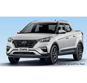 La Hyundai Creta Pick Up Se Fabricar&225 En Brasil 2018