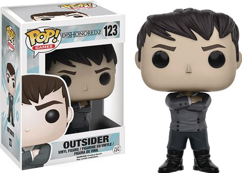 Funko Dishonored 2 Outsider 11412 aug168241 pop dishonored 2 outsider vinyl fig previews world