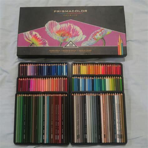 prismacolor colored pencils 150 prismacolor premier 150 colored pencil set design craft