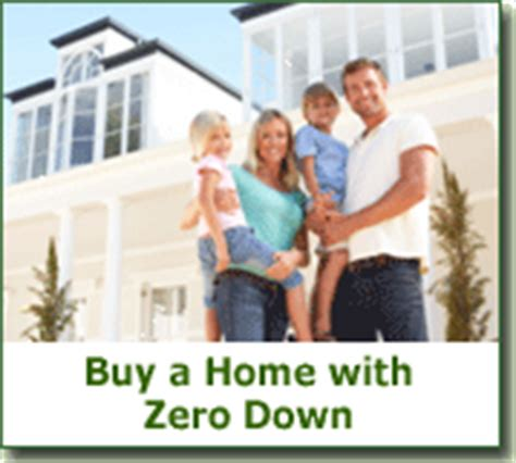 no money down house loan zero down home loans 100 mortgage no money bad credit lenders
