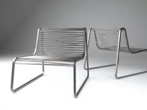 Steel Lounge Chair Design Ideas Modern Outdoor Furniture Decosee