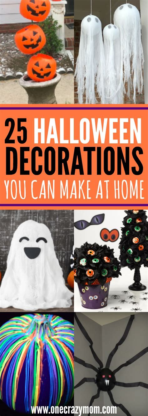 halloween decorations that you can make at home halloween decorations that you can make at home excellent
