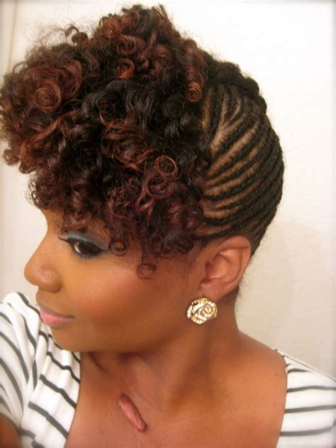 natural large braided hair styles 52 best finger waves images on pinterest braids hair