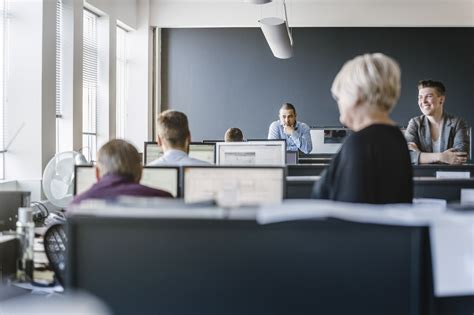 Office Business Is Your Business Suffering From A Negative Office Environment