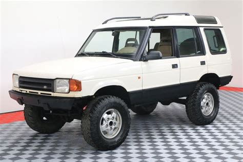 land rover discovery custom 1995 land rover discovery road custom 2500 suspension